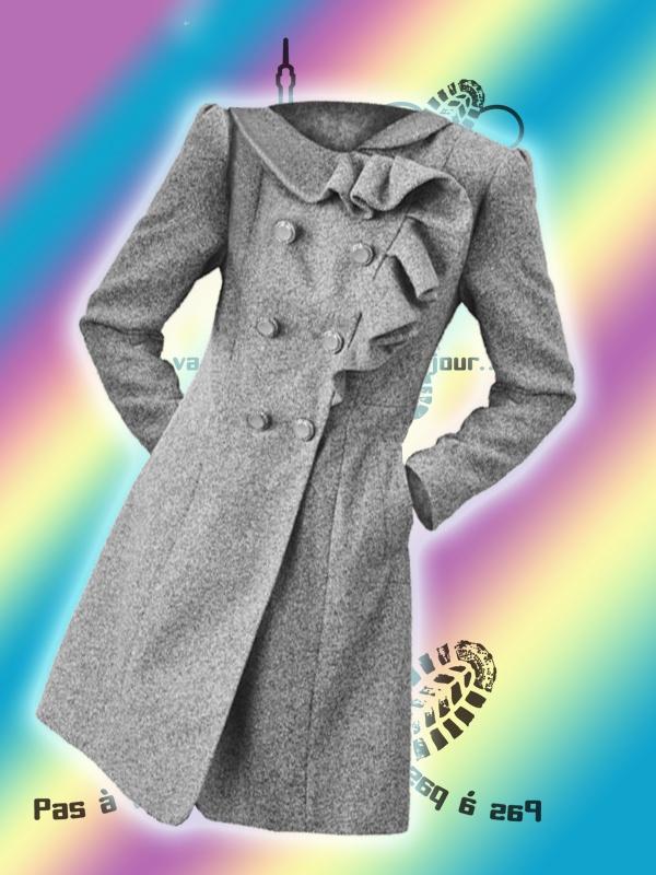 Manteau femme - Votre Mode à acheter chez 3 Suisses