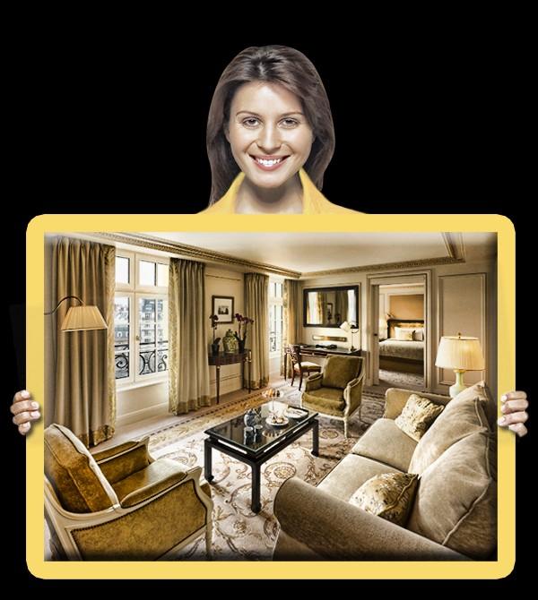 Beau exemple: Shangri-La Hôtel